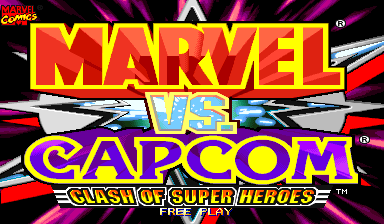 Marvel vs Capcom: Clash of Super Heroes vgm music • VGMRips