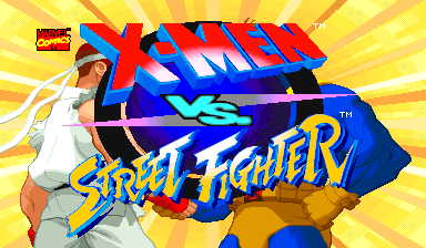 X-Men vs Street Fighter vgm music • VGMRips