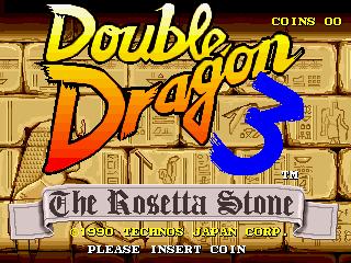 Double Dragon 3 The Rosetta Stone Vgm Music Vgmrips
