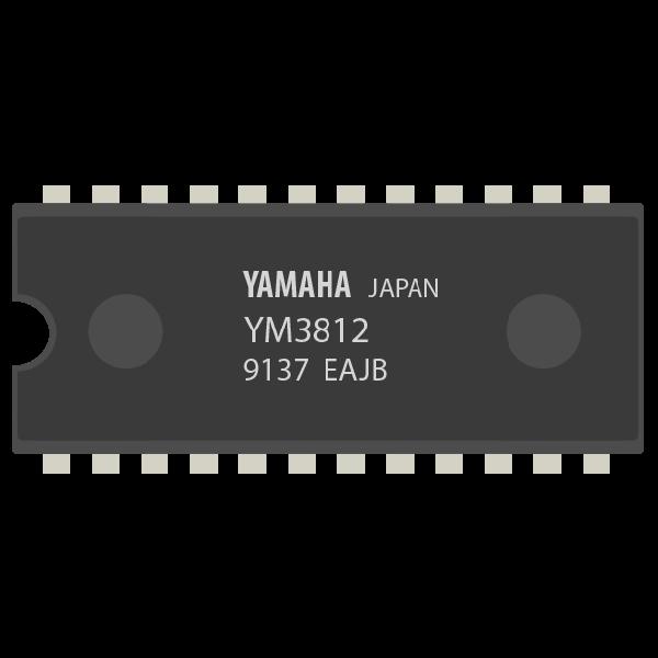 YM3812