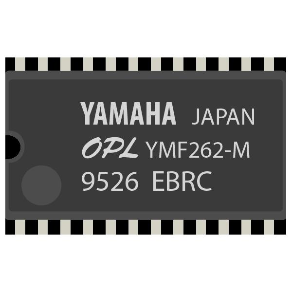 YMF262