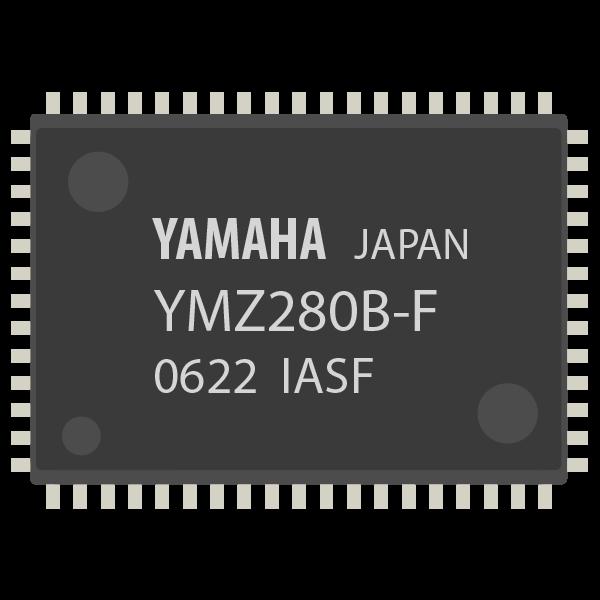 YMZ280B