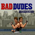 Bad Dudes vs. Dragonninja (U) / Dragonninja (J)