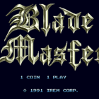 Blade Master (UE) / Cross Blades! (J)