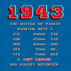 1943: The Battle of Midway (U) / 1943: Midway Kaisen (J)