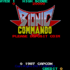 Bionic Commando (U) / Top Secret (J)