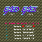 Exed Exes (W, J) / Savage Bees (U)