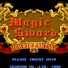 Magic Sword: Heroic Fantasy
