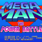 Mega Man: The Power Battle (U) / Rockman: The Power Battle (J)