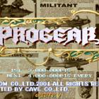 Progear (W) / Progear no Arashi (J)