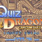 Quiz & Dragons: Capcom Quiz Game