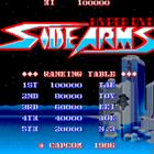 Side Arms Hyper Dyne