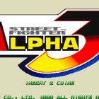 Street Fighter Alpha 3 (U) / Street Fighter Zero 3 (J)