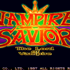 Vampire Savior: The Lord of Vampire (W) / Darkstalkers: Jedah's Damnation