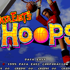 Dunk Dream '95 (J) / Data East's Hoops (EA) / Data East's Hoops Version '96 (EA)