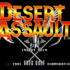 Desert Assault (U) / Thunder Zone (JE)