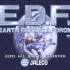 E.D.F.: Earth Defense Force