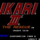 Ikari III: The Rescue (U) / Ikari III (J)