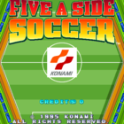 Five a Side Soccer