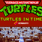 Teenage Mutant Ninja Turtles - Turtles in Time (U) / Teenage Mutant Hero Turtles - Turtles in Time (E)