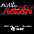 Ninja Kazan (W) / Iga Ninjutsuden: Goshin no Sho (J)