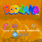 Rod Land (W) / Yōsei Monogatari Rod Land (J)