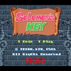 Solomon's Key (U) / Solomon no Kagi (J)