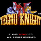 Tecmo Knight (W) / Wild Fang (J)