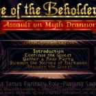 Eye of the Beholder III: Assault on Myth Drannor