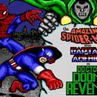 The Amazing Spider-Man and Captain America in Dr. Doom's Revenge