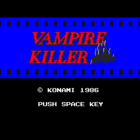 Vampire Killer (E) / Akumajou Dracula (J)
