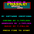 Missile: Ground Zero