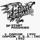Bionic Commando (U, E, J)