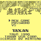 Burai Fighter Deluxe (GB) / Space Marauder (GBC-U) / Burai Fighter Color(GBC-J)