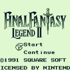 Sa・Ga2 Hihō Densetsu (J) / Final Fantasy Legend II (U)