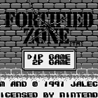 Fortified Zone (UE) / Ikari no Yousai (J)