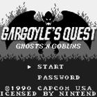 Gargoyle's Quest - Ghosts'n Goblins