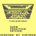 Gradius: The Interstellar Assault (U) / Nemesis II (J) / Nemesis II: The Return of the Hero (E)