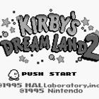 Kirby's Dream Land 2 (UE)/ Hoshi no Kirby 2 (J)