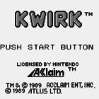 Puzzle Boy (J) / Kwirk (U)