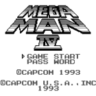 Mega Man IV (U, E) / Rockman World 4 (J)