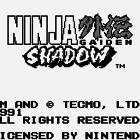 Ninja Gaiden Shadow (U) / Ninja Ryukenden GB (J) / Shadow Warriors (E)