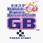 Oha Suta Dance Dance Revolution GB