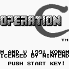 Operation C (U) / Contra (J) / Probotector (E)