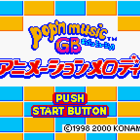 Pop'n Music GB Animation Melody