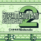 Super Mario Land 2: 6 Golden Coins (U, E) / Super Mario Land 2: 6-tsu no Kinka (J)
