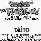 The Flintstones - King Rock Treasure Island