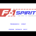 F-1 Spirit: The Way to Formula-1 / A1 Spirit: The Way to Formula-1