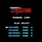 Konami's Boxing