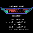 Parodius